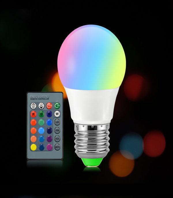 Βιδωτή LED