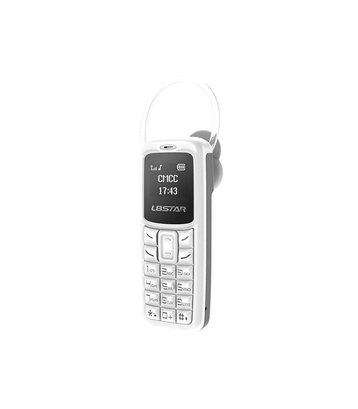 e2b5ccb475 Αρχική σελίδα   ΤΕΧΝΟΛΟΓΙΑ   GADGETS   ΑΞΕΣΟΥΑΡ   Gadgets   Mini Ασύρματο  Ακουστικό Τηλεφώνου Bluetooth   Τηλέφωνο 2 Σε 1 – L8STAR BM30 Λευκό