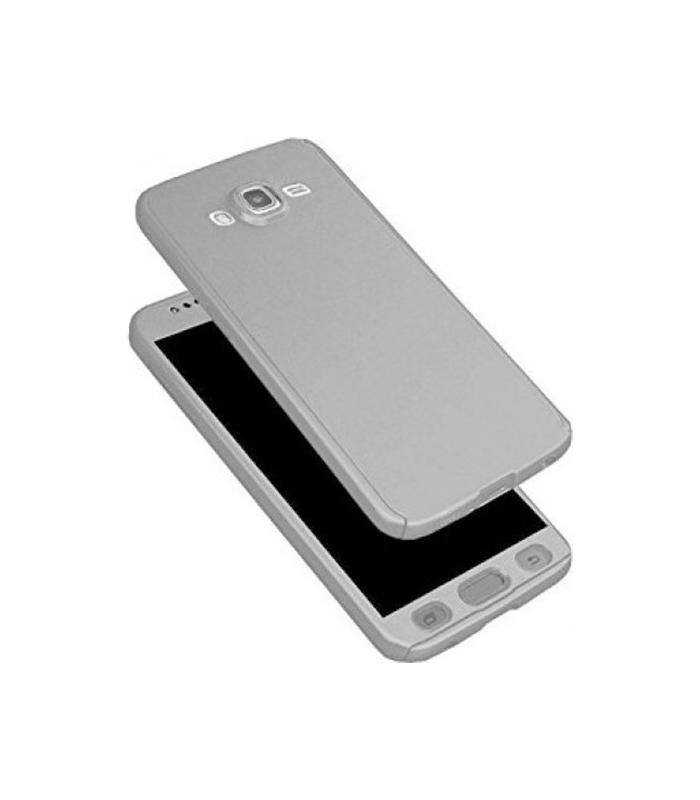 Θήκη 360 + Tempered Glass Για Samsung J5 2016 – Ασημί