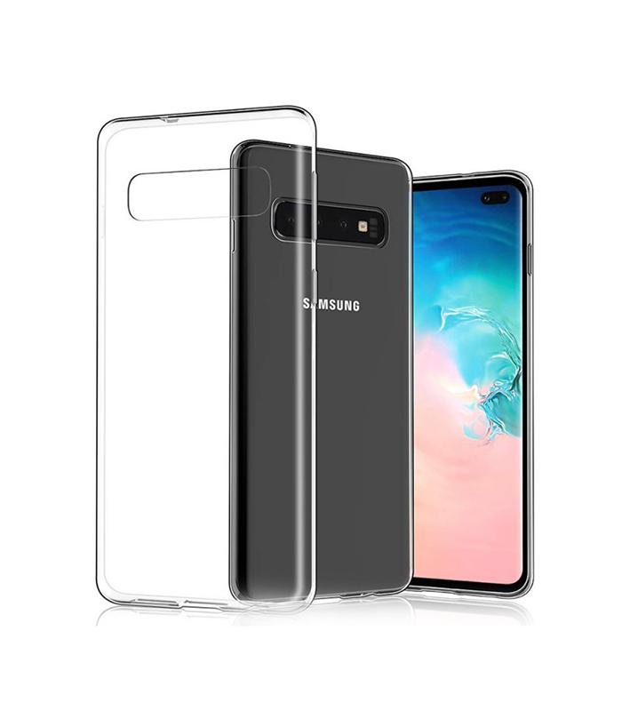 Θήκη TPU Ultra Slim (0.5mm) για Samsung Galaxy S10 Plus – Διάφανο