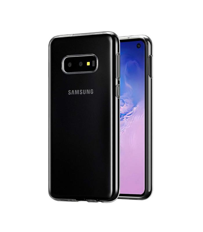 Θήκη TPU Ultra Slim (0.5mm) για Samsung Galaxy S10 E – Διάφανο