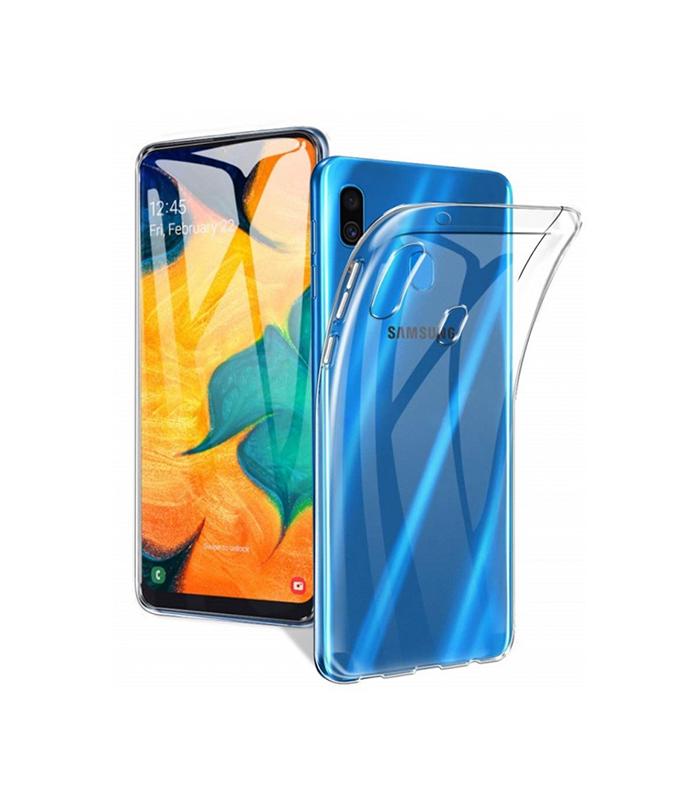 Θήκη TPU Ultra Slim (0.3mm) για Samsung Galaxy A20e – Διάφανο