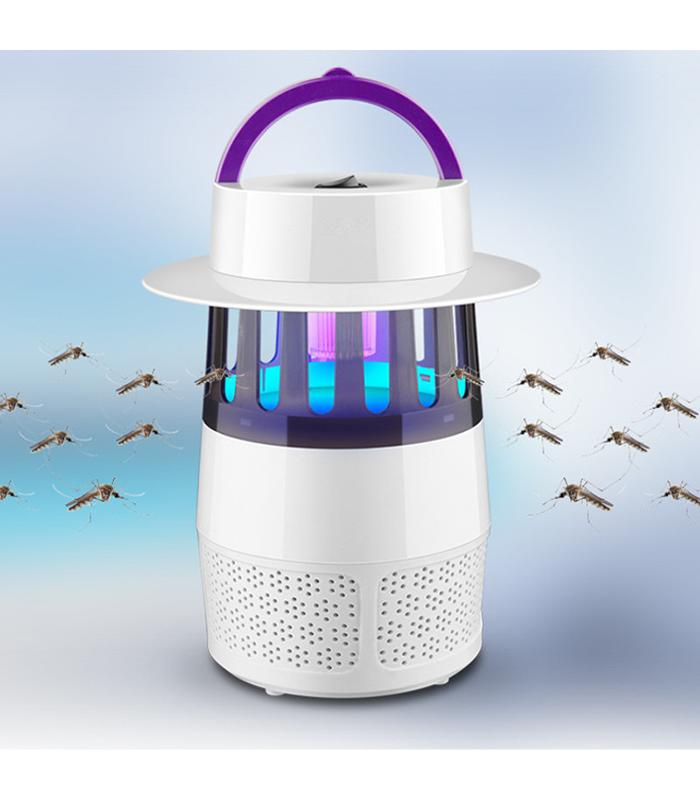 Οικολογικός Εξολοθρευτής Κουνουπιών & Εντόμων USB – Photocatalyst Mosquito Control Lamp