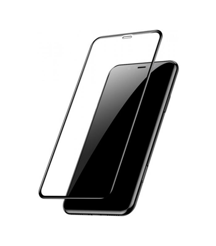 Tempered Glass 9H – Για iPhone 11 Pro Full Cover – Μαύρο