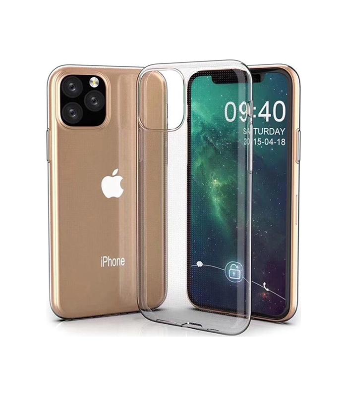Θήκη TPU Ultra Slim (0.3mm) για iPhone 11 Pro Max – Διάφανη