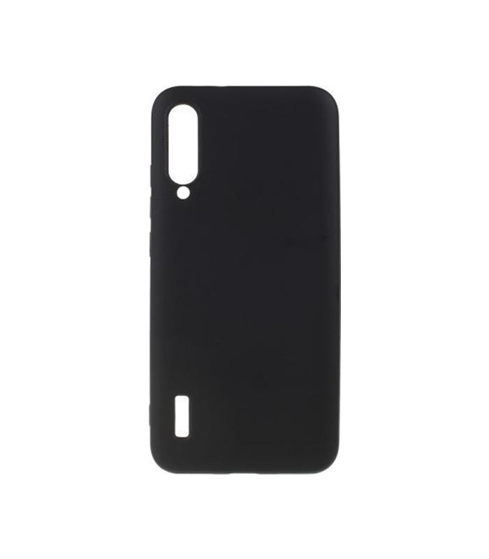 Θήκη Σιλικόνης TPU Για Xiaomi Mi A3 – Μαύρη