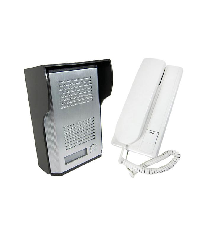 Θυροτηλέφωνο Ολοκληρωμένο σύστημα με 1 εξωτερική μονάδα και 1 εσωτερική – RL–3206B – OEM
