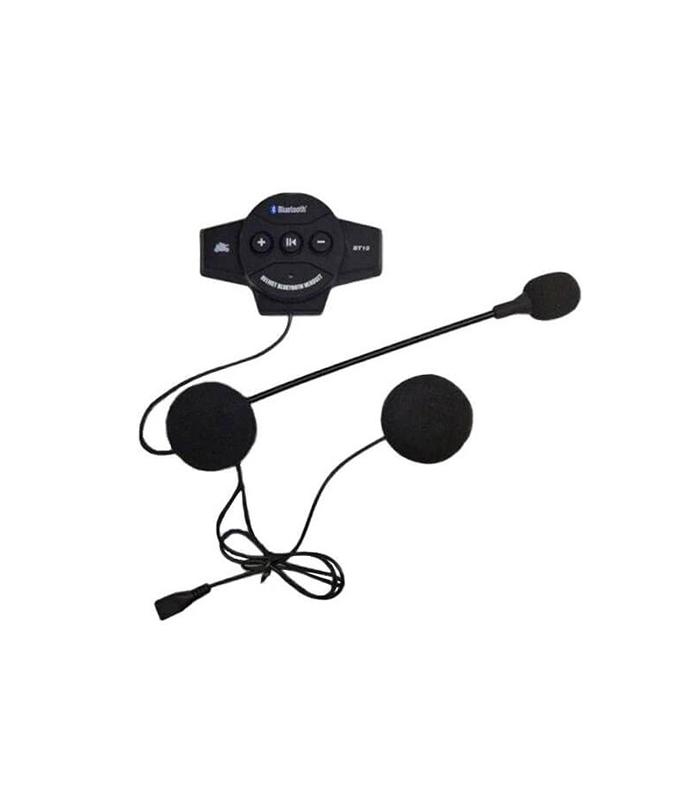 Επαναφορτιζόμενα Ακουστικά Κράνους Μοτοσικλέτας ANDOWL Q-LO28