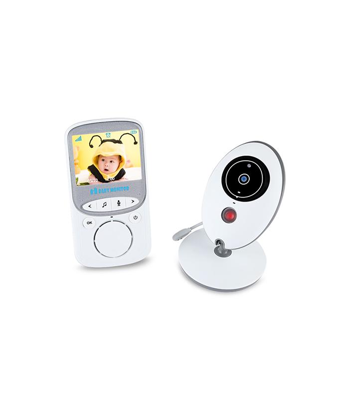 Ασύρματο Baby Monitor VB605 με Οθόνη 2.4 LCD Θερμοκρασία,Μικρόφωνο Night vision