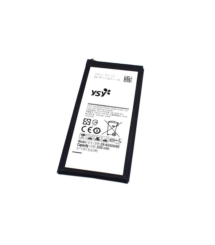 Ανταλλακτική Μπαταρία Λιθίου-Πολυμερούς 2550mAh για Samsung S6 G920 YSY