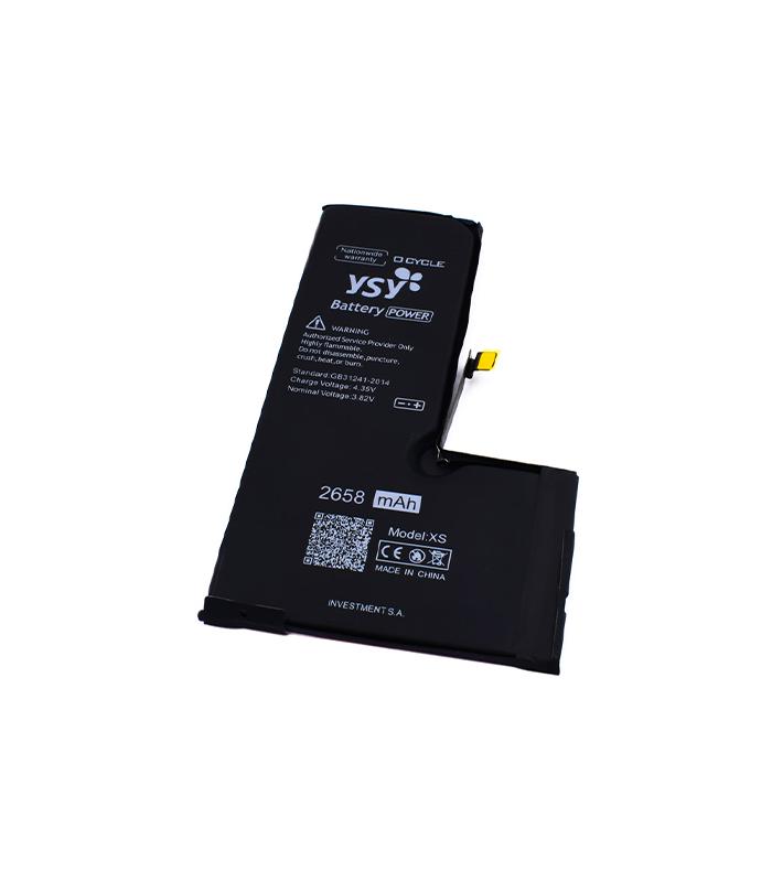 Ανταλλακτική Μπαταρία Λιθίου-Πολυμερούς 2658mAh για Apple iPhone XS YSY