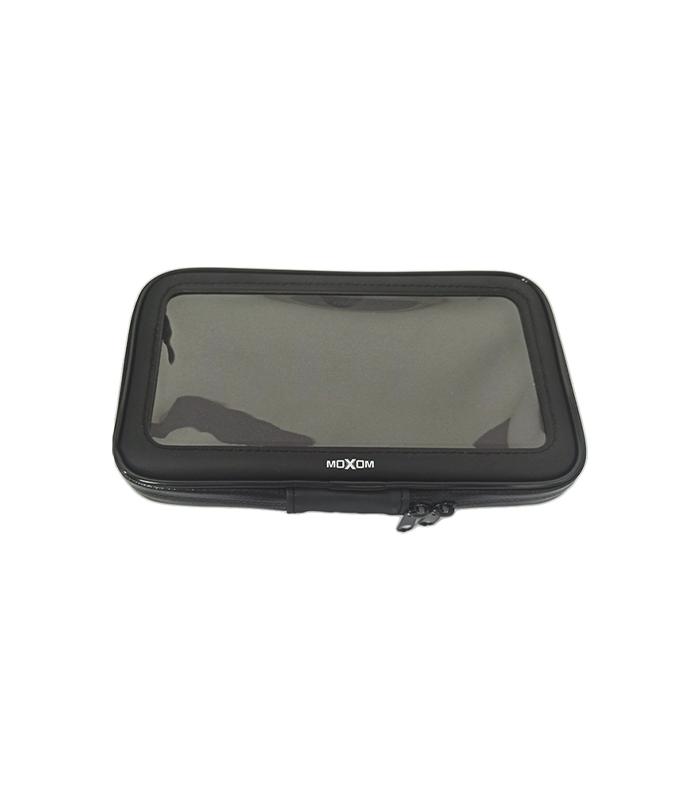 """Rider Phone Holder ΜΧ-VS42- Βάση για  Ποδήλατο με  Θήκη για  Κινητά έως 7.2"""" ΜΑΥΡΗ"""