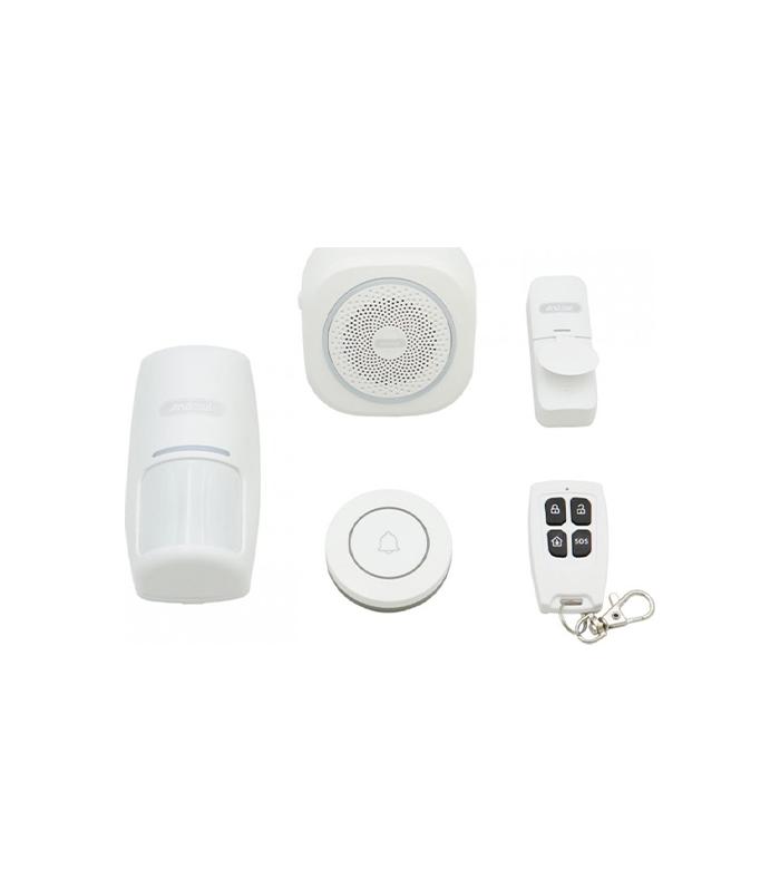 Ασύρματο Σύστημα Συναγερμού WiFi  Andowl  Q-BH3